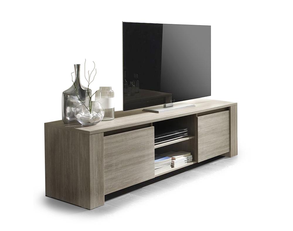 emma tv unterteil eiche gek lkt melamin. Black Bedroom Furniture Sets. Home Design Ideas