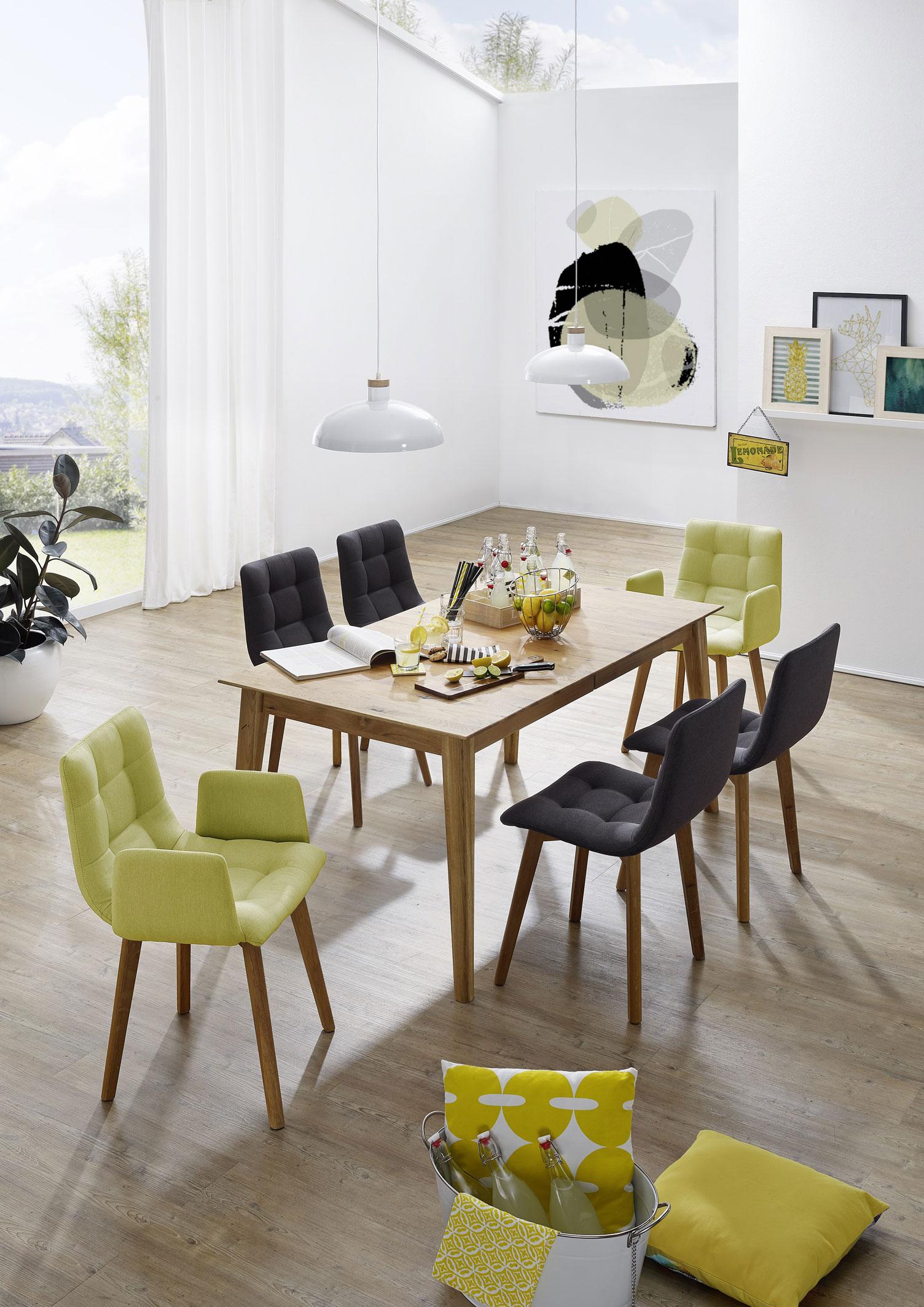 merlin esstisch wildeiche ge lt 200 x 100 cm. Black Bedroom Furniture Sets. Home Design Ideas