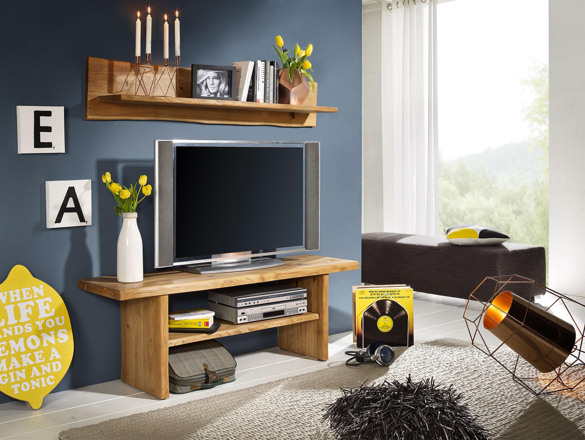 zelko massivholz bank wildeiche massiv ge lt 140 cm. Black Bedroom Furniture Sets. Home Design Ideas