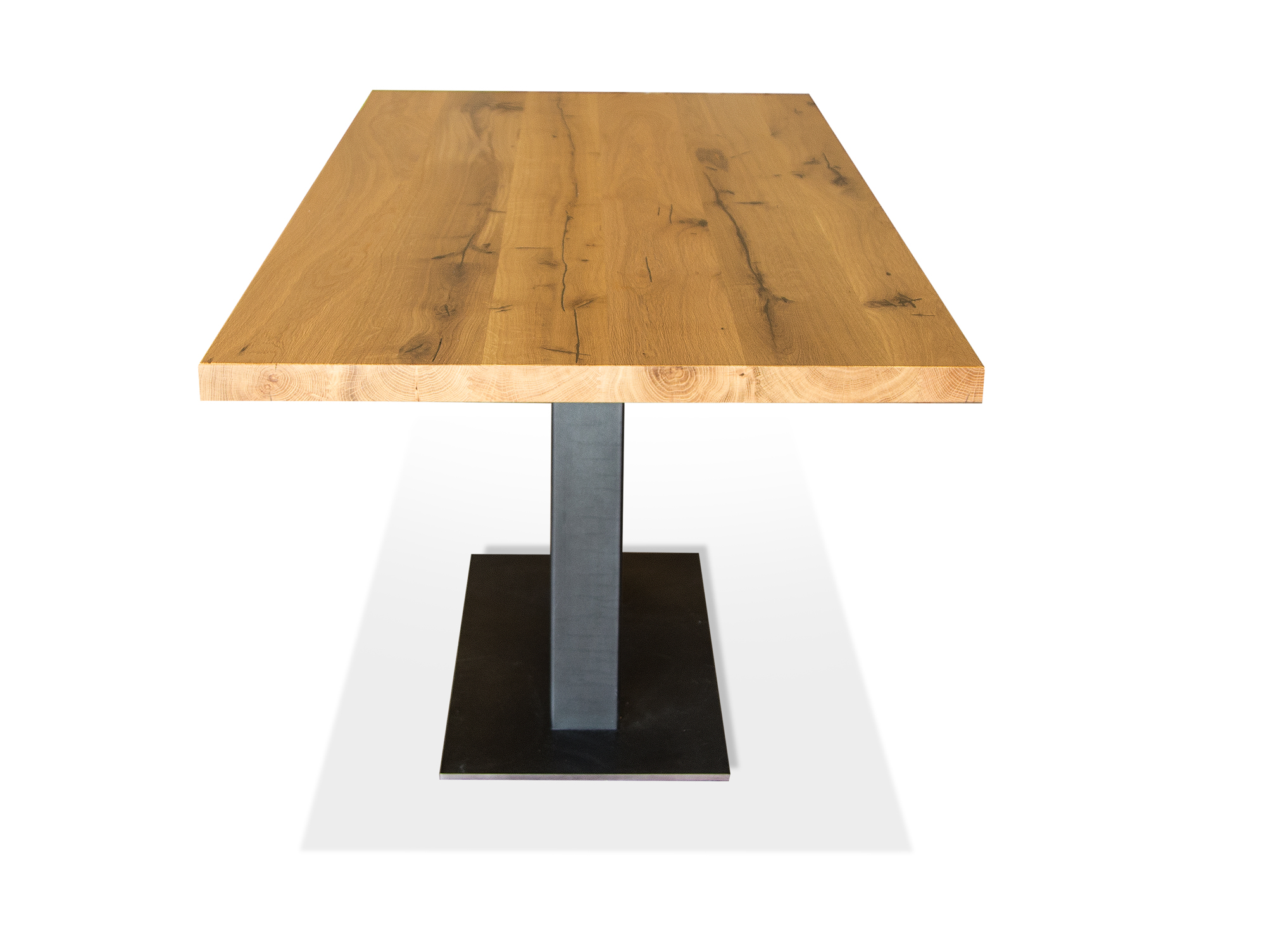 Gastro tisch stunning cheap esstisch loungetisch tisch for Travertin esstisch