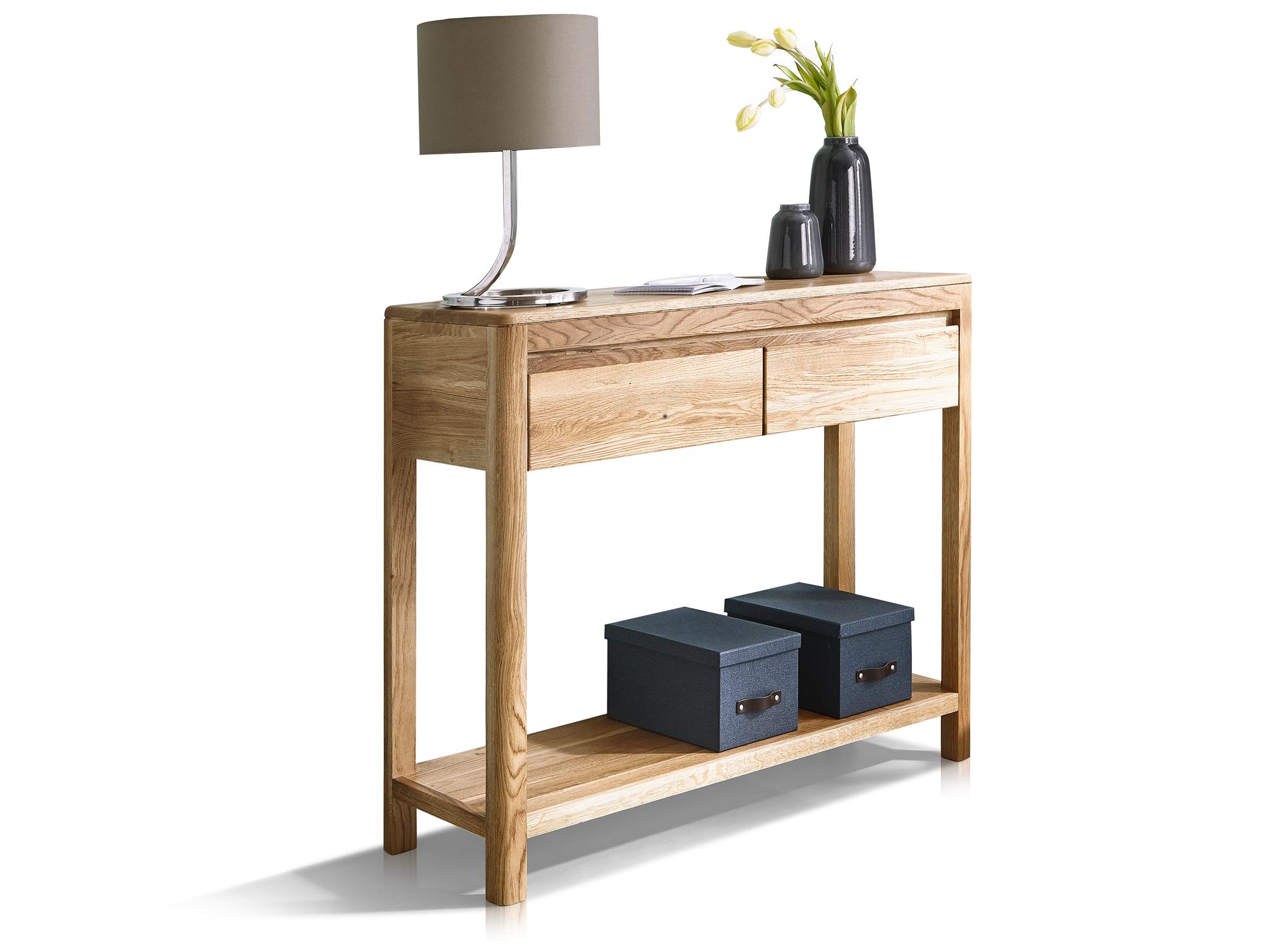 verona konsolentisch wildeiche ge lt. Black Bedroom Furniture Sets. Home Design Ideas
