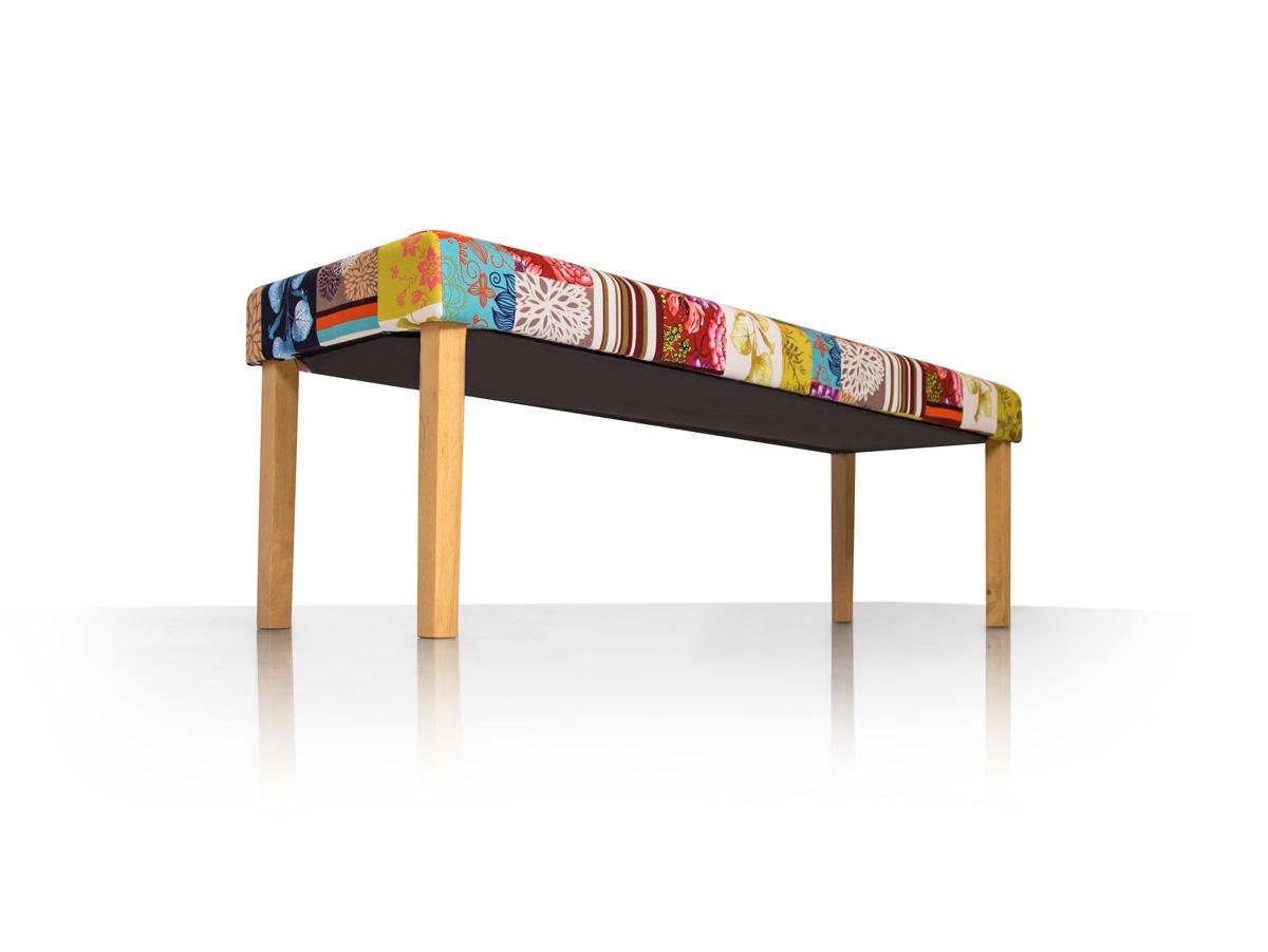 bill sitzbank patchwork 140 cm. Black Bedroom Furniture Sets. Home Design Ideas