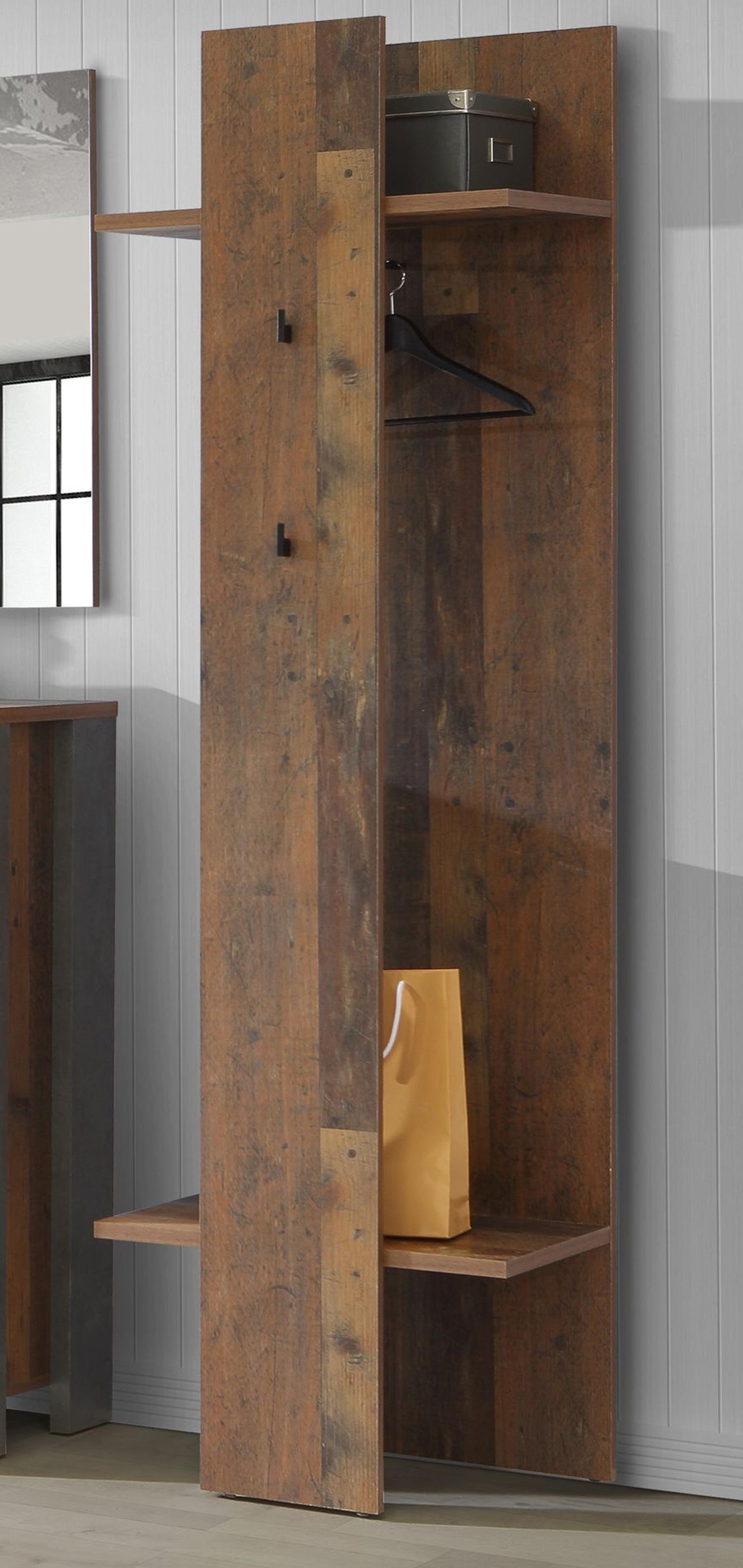 garderoben vintage elegant garderobe und spiegel vintage. Black Bedroom Furniture Sets. Home Design Ideas