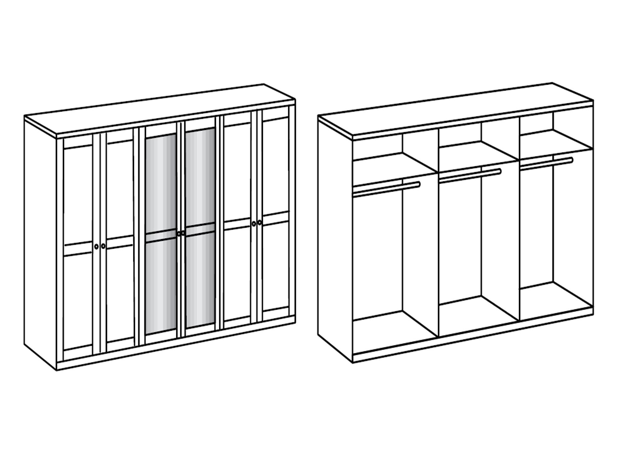 komplett schlafzimmer oldenburg weiss plankeneiche 140 cm. Black Bedroom Furniture Sets. Home Design Ideas