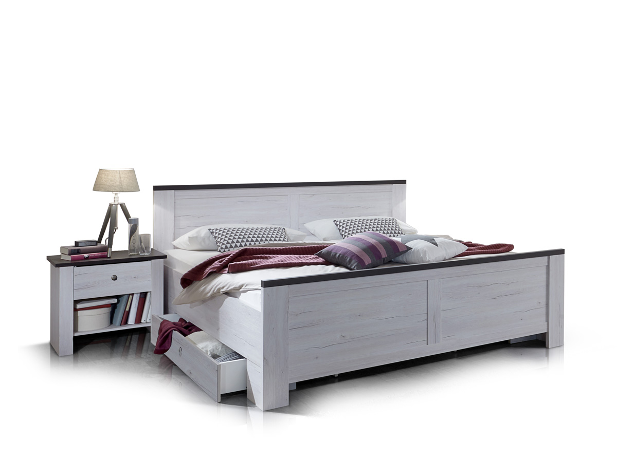 bett mit stauraum 180 200 ebenbild das sieht sch ne mobelpix. Black Bedroom Furniture Sets. Home Design Ideas