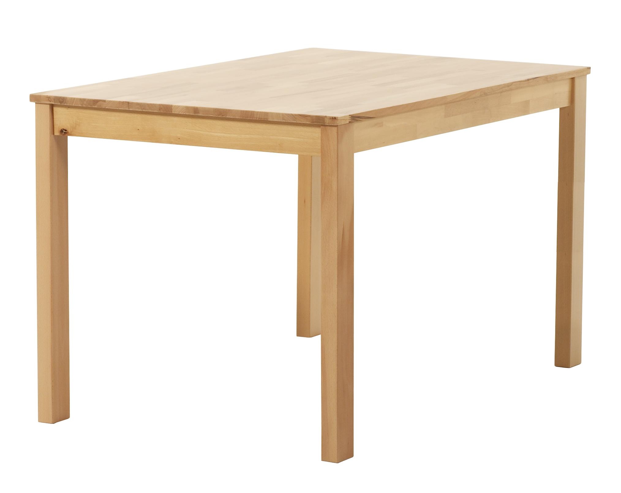 emanuela ausziehbarer esstisch massivholztisch lackiert. Black Bedroom Furniture Sets. Home Design Ideas