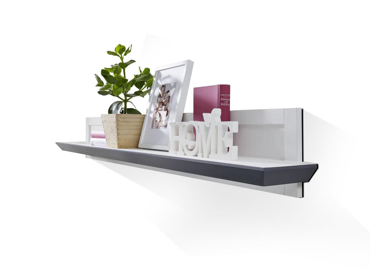 graz wandboard wei lackiert. Black Bedroom Furniture Sets. Home Design Ideas