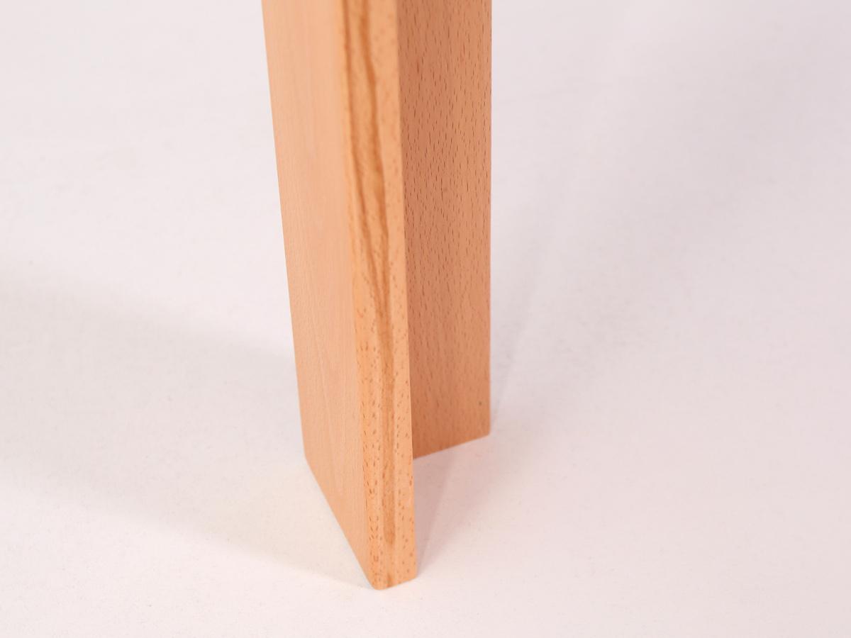 Esstisch 120 X 80 Kernbuche : ... Massivholzesstisch / Esstisch 120 x 80 cm  Kernbuche  lackiert