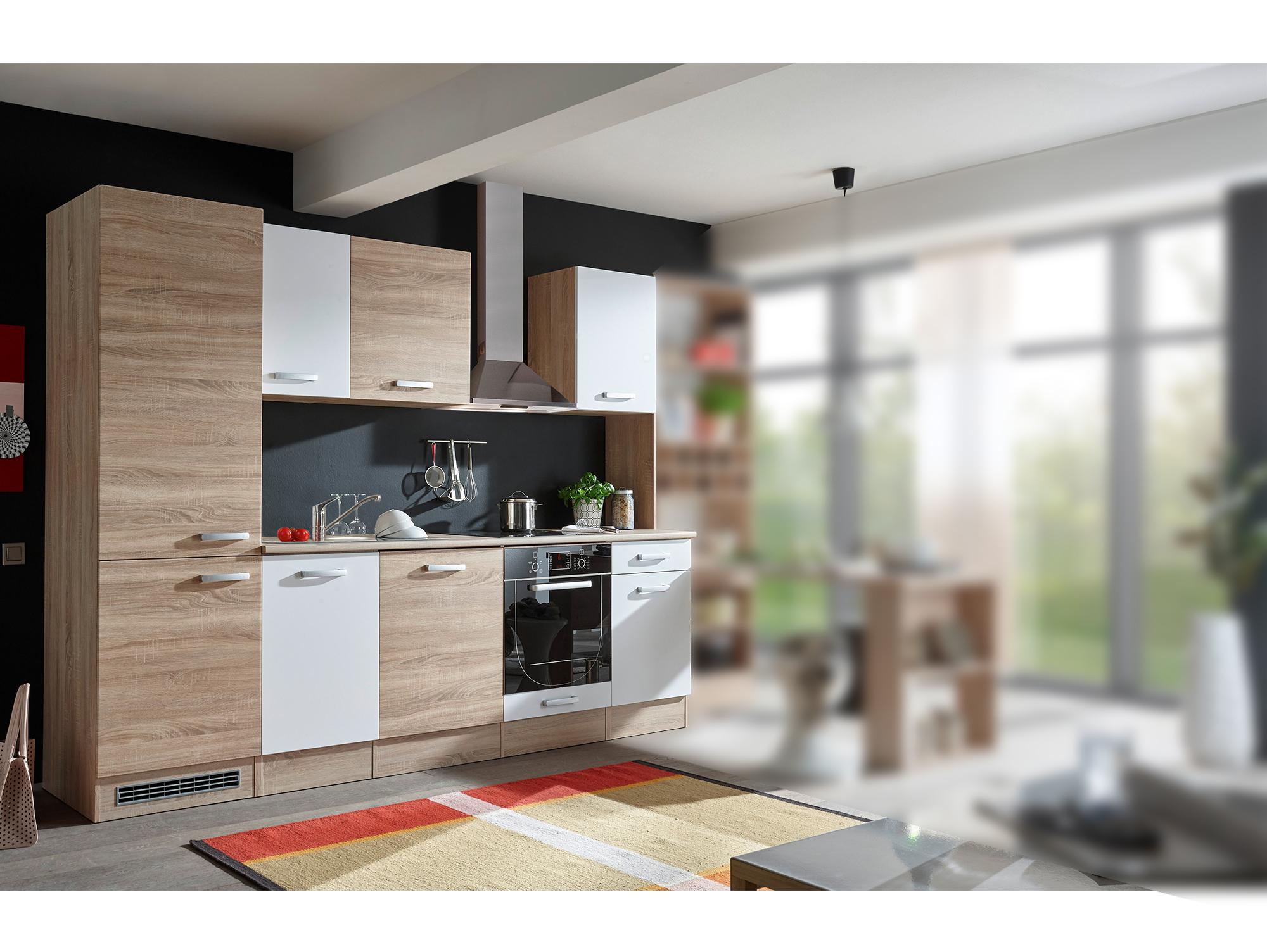 vino k chenblock sonoma wei. Black Bedroom Furniture Sets. Home Design Ideas