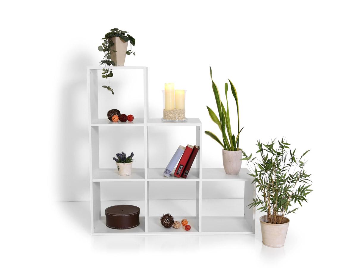 lalena regal treppe weiss. Black Bedroom Furniture Sets. Home Design Ideas