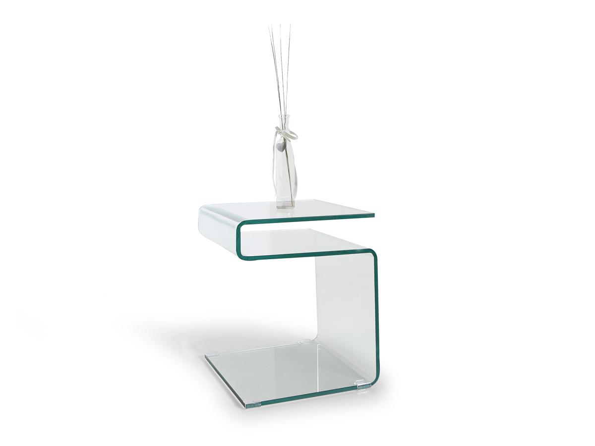 susy beistelltisch klarglas. Black Bedroom Furniture Sets. Home Design Ideas