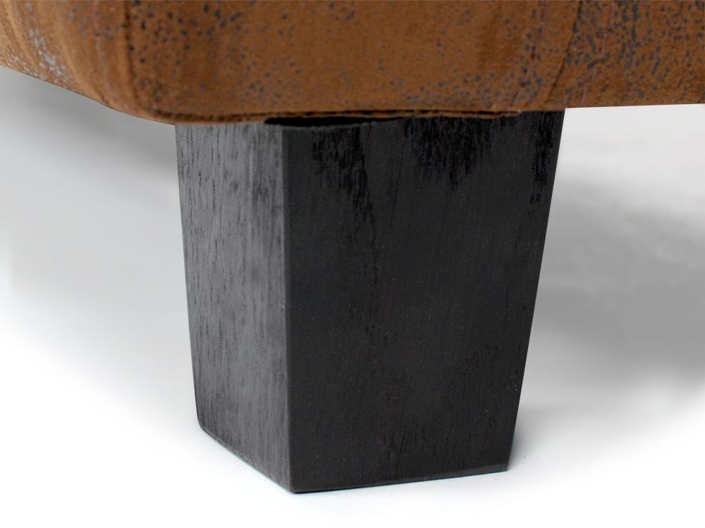 ANTO Sofa 3-Sitzer Gobi braun