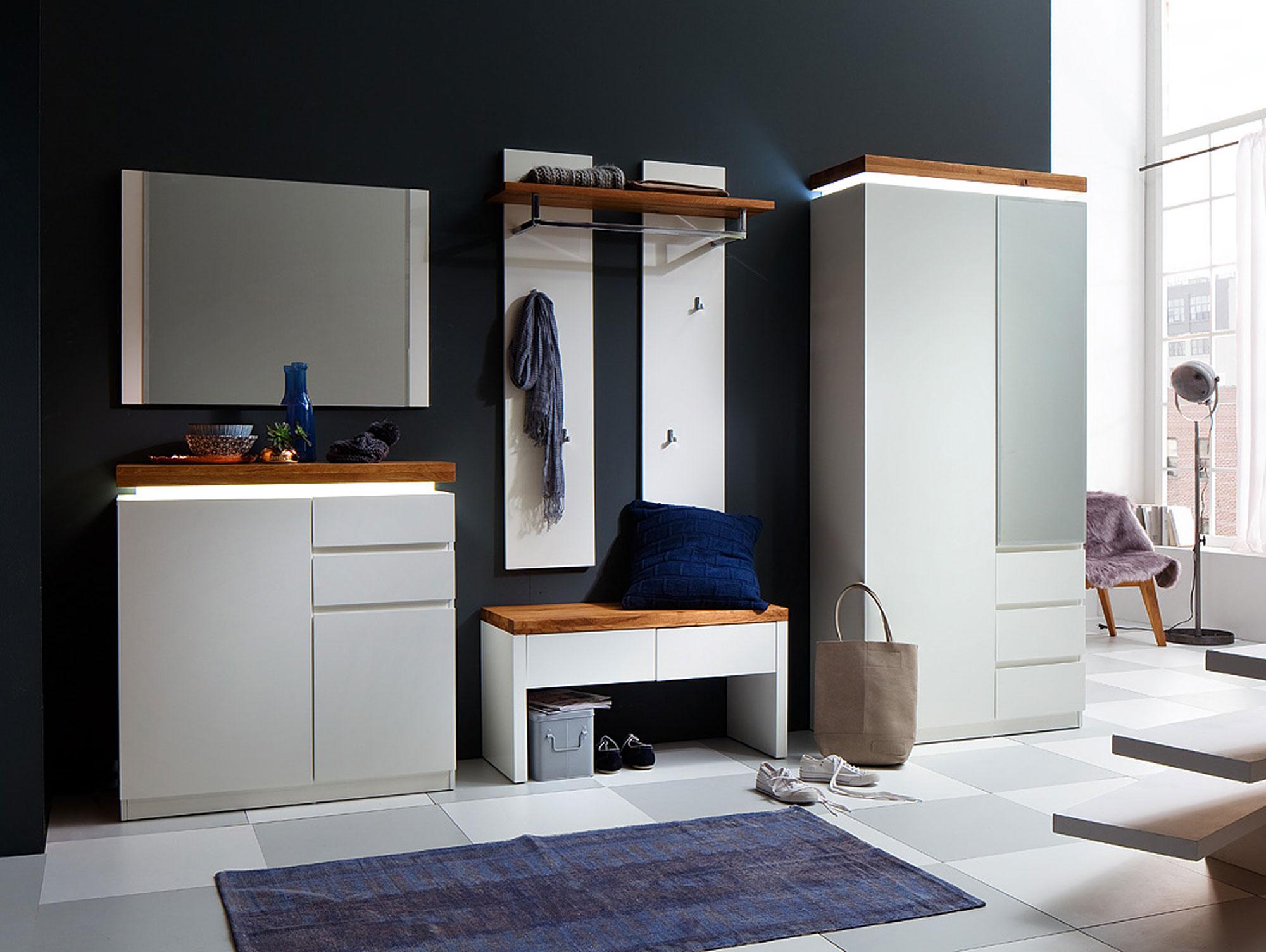 garderobe wandpaneel weiss garderobe komplett spiegel sitzbank kommode wandpaneel wei landhaus. Black Bedroom Furniture Sets. Home Design Ideas