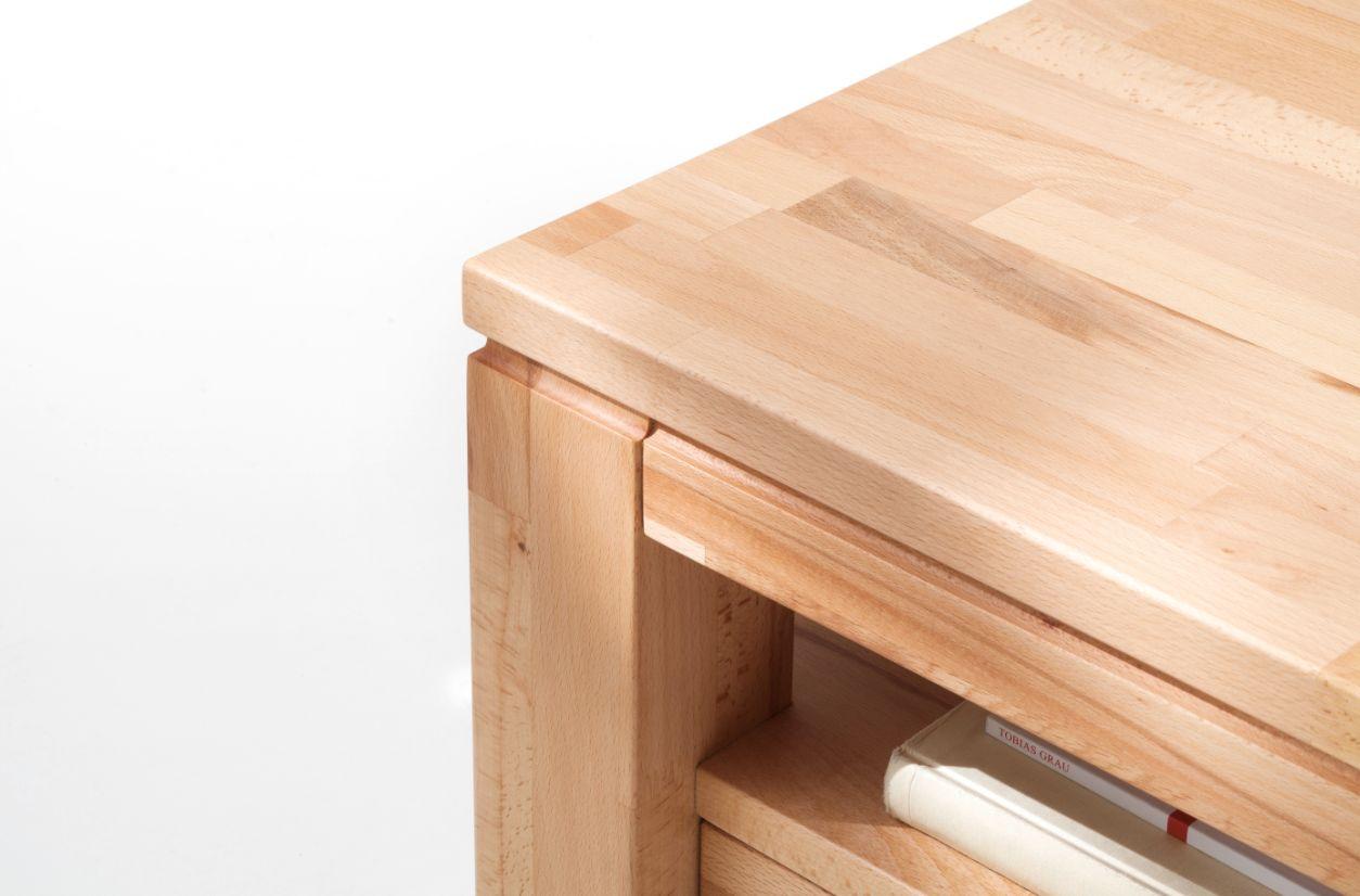 gil couchtisch massiv keilgezinkt kernbuche. Black Bedroom Furniture Sets. Home Design Ideas