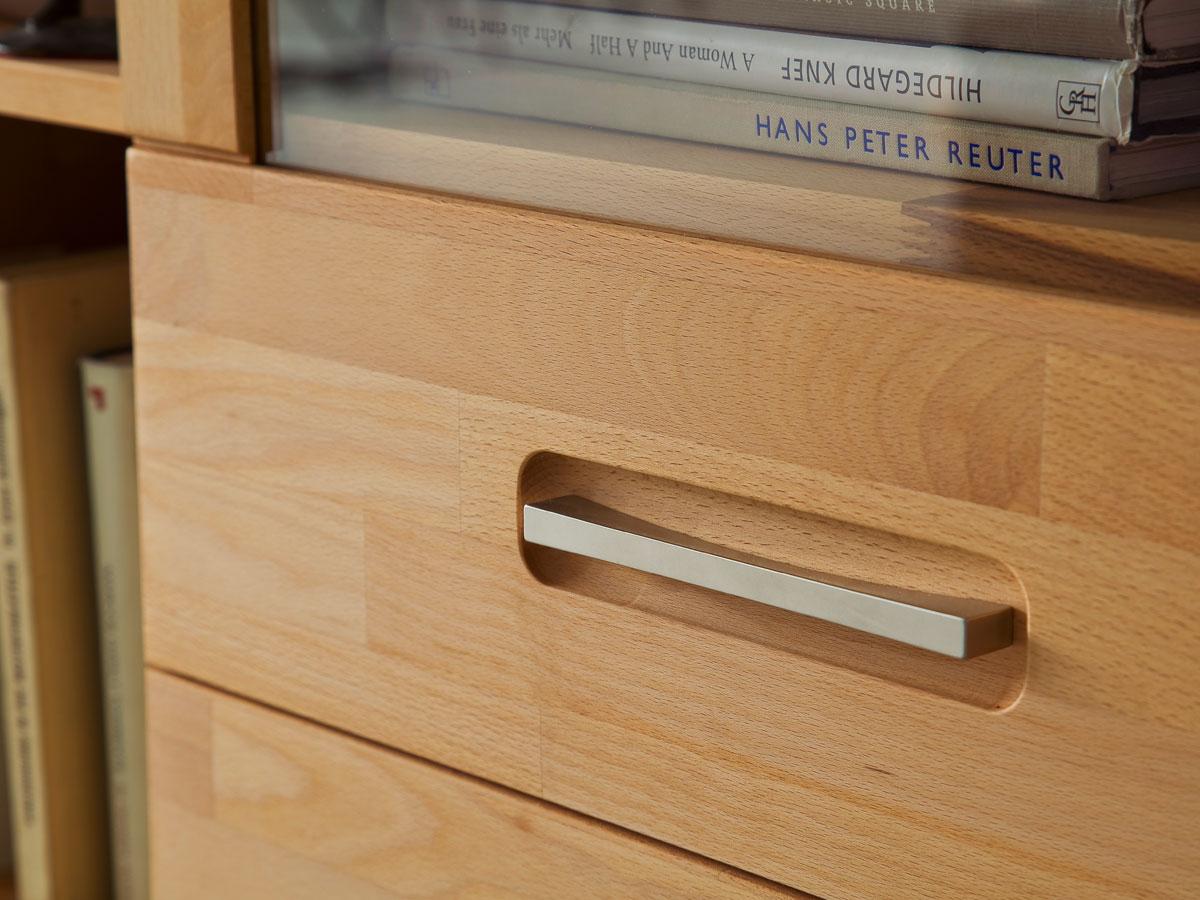 Eitelkeit Sideboard Vollholz Sammlung Von Massivholz Fanja Massivholz