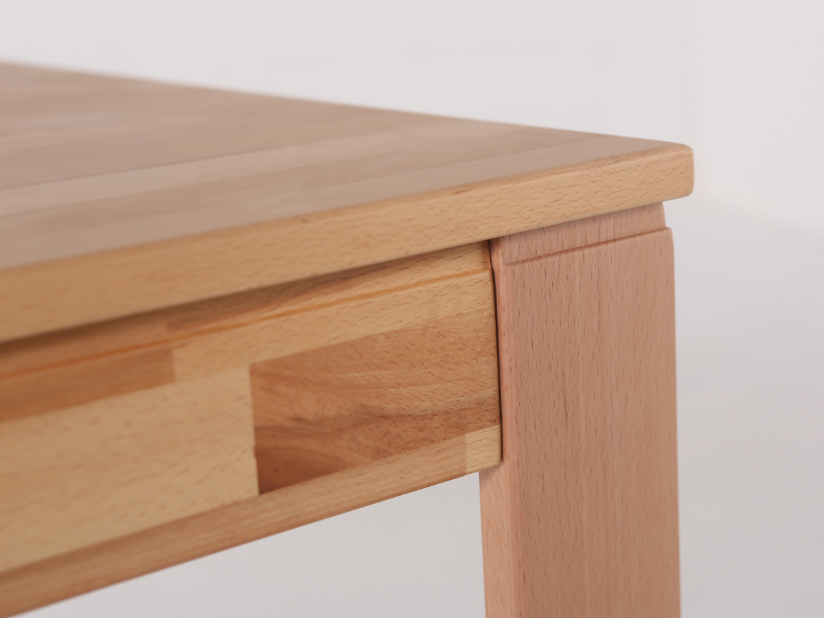 massivholz esstisch 120x80 interesting esstisch tisch massivholz fichte x cm mit beinen with. Black Bedroom Furniture Sets. Home Design Ideas