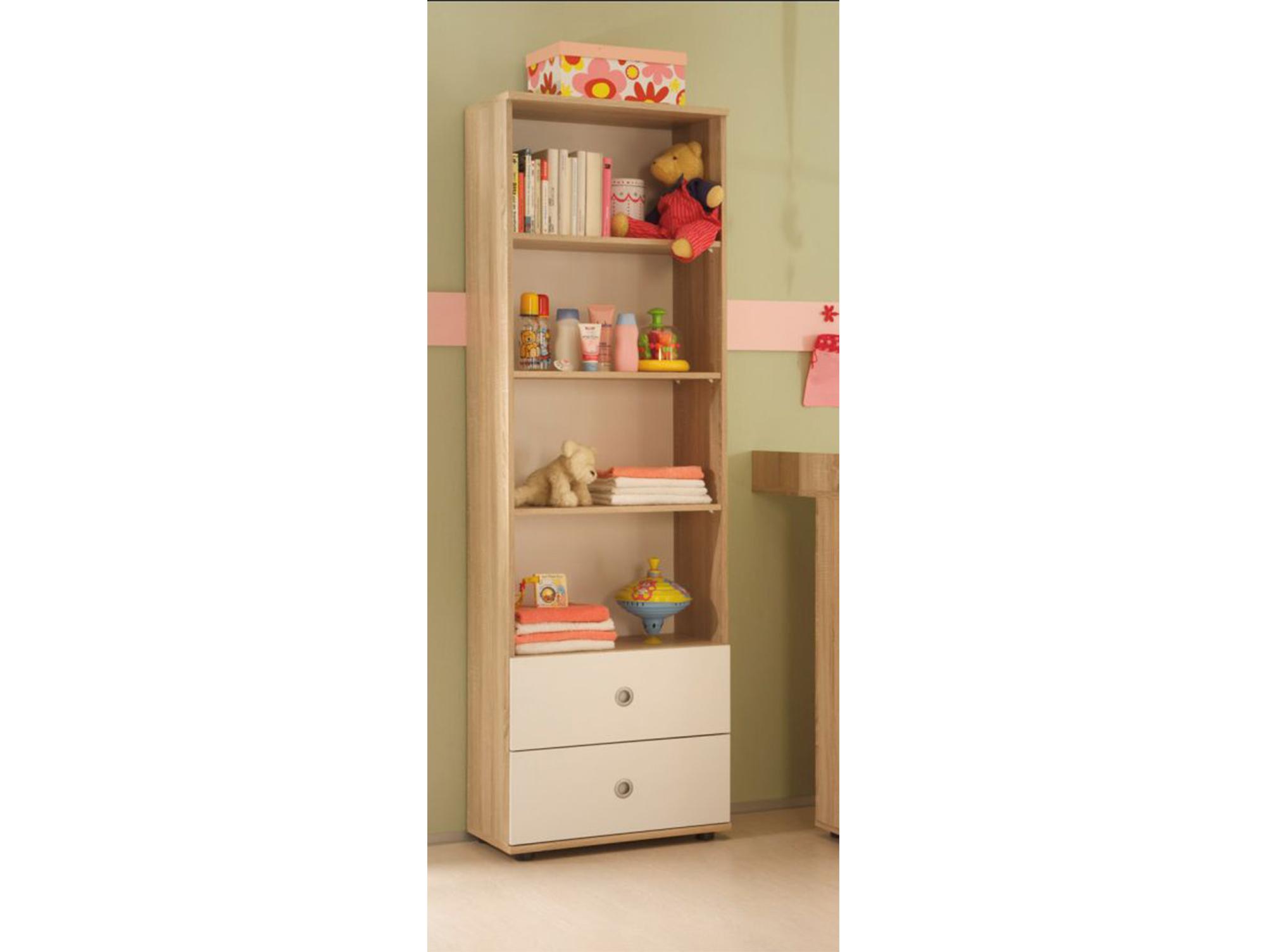 tina babyzimmer sonoma eiche wei mit schweber. Black Bedroom Furniture Sets. Home Design Ideas