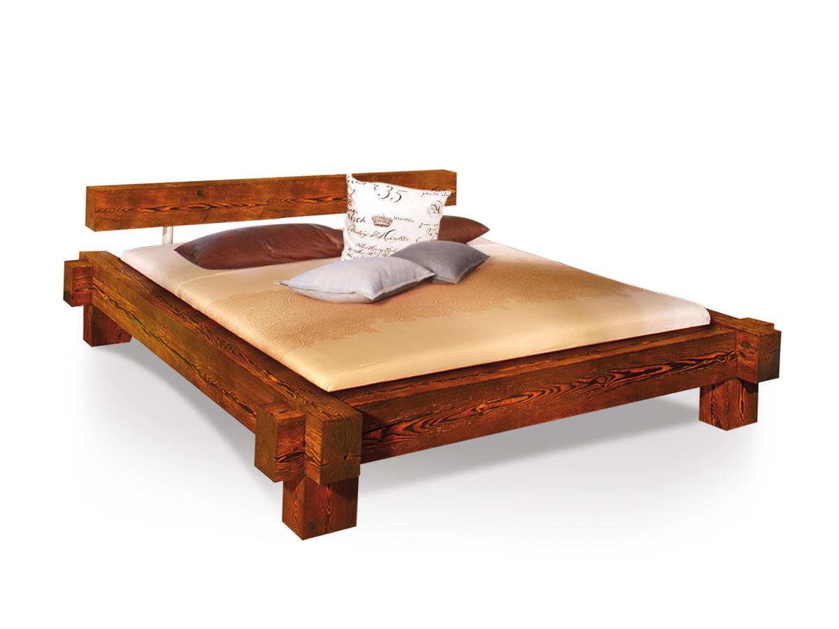 elefanten doppelbett massivholzbett kiefer vollholz 140 x 200 unbehandelt. Black Bedroom Furniture Sets. Home Design Ideas