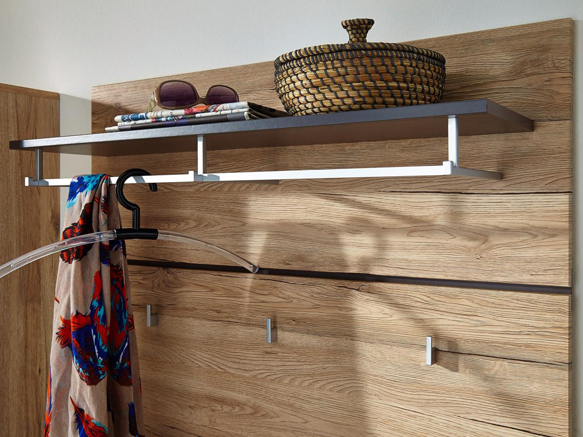 feodora garderobenpaneel san remo eiche. Black Bedroom Furniture Sets. Home Design Ideas