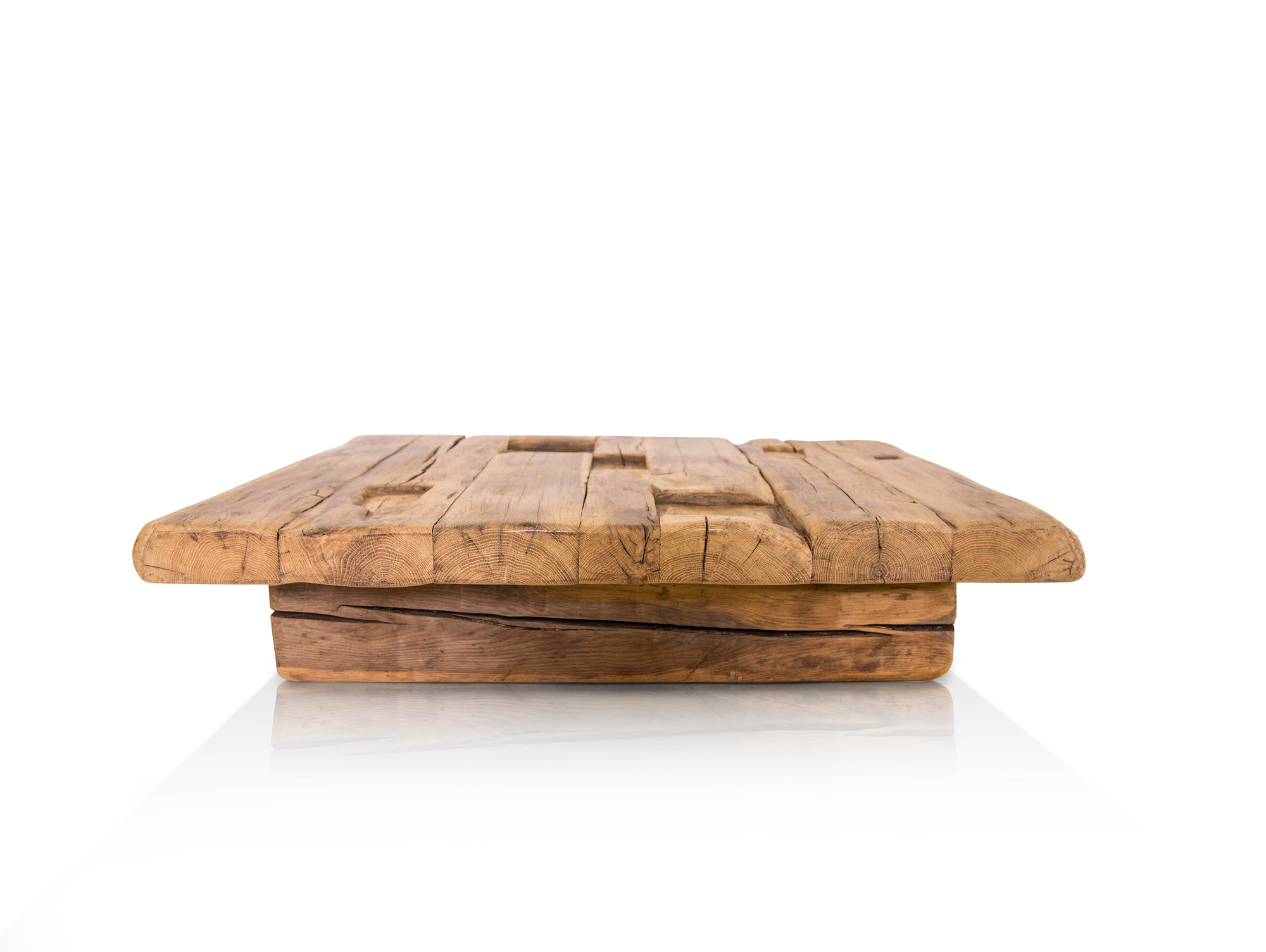 wikinger couchtisch 90x90 cm h he 22 cm. Black Bedroom Furniture Sets. Home Design Ideas