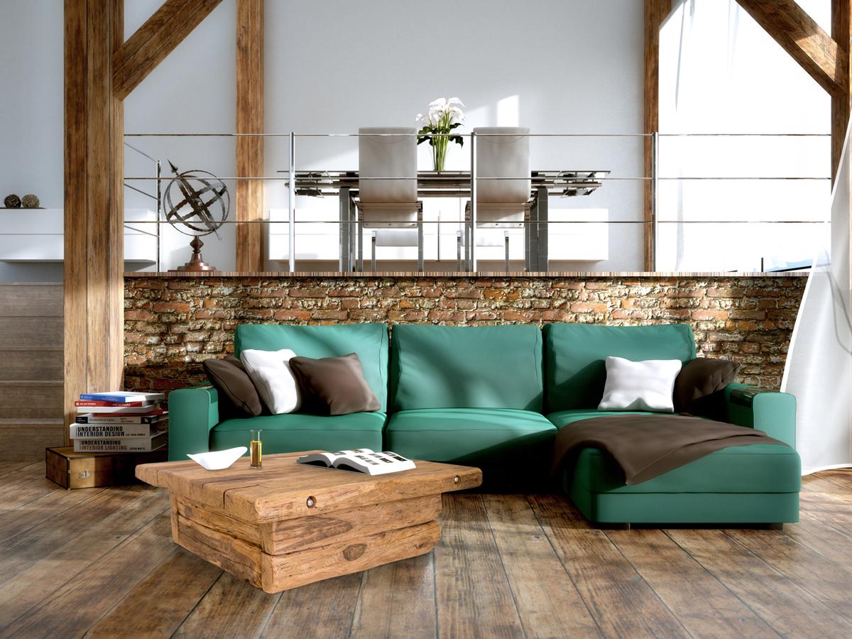 wikinger couchtisch 90x90 cm h he 31. Black Bedroom Furniture Sets. Home Design Ideas