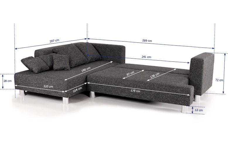 ecksofa zum ausziehen inspirierendes design f r wohnm bel. Black Bedroom Furniture Sets. Home Design Ideas